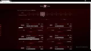 DioXen - облачный майнинг с бонусом 10 GH/s. Обзор и Отзывы.