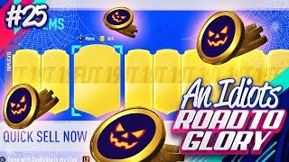 INVESTING ALL OF MY COINS!!! AN IDIOTS FIFA 19 ROAD TO GLORY!!! Episode 25