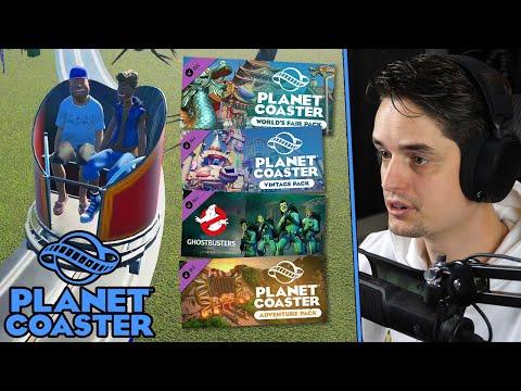 IK HEB NU TOEGANG TOT ALLES! - Planet Coaster #20