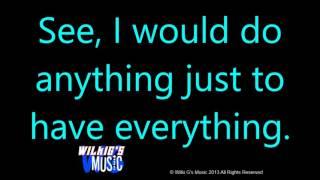 Dappy All or Nothing Lyrics