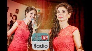 Ionela Anghel Popa Colaj Sarbe Si Hore Live Nou 2017 Muzica De