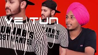 shy song (lyrics) harinder sharma #lyrical video