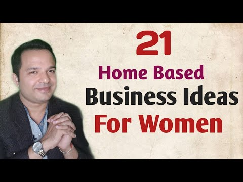 21 Home Based Business Ideas For Women