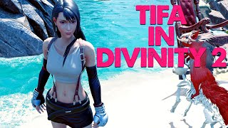 Tifa in Divinity Original Sin 2