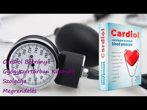 Tabletták nélküli magas vérnyomás esetén