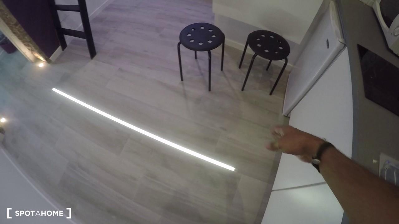 Modern studio apartment for rent in Anton Martin