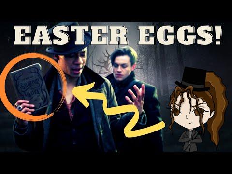 EASTER EGGS e REFERÊNCIAS da primeira temporada de SHADOW AND BONE | GRISHAVERSO