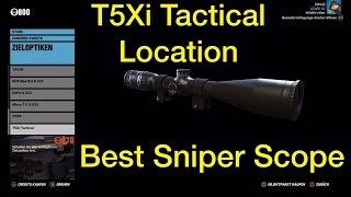 best sniper scope ghost recon wildlands