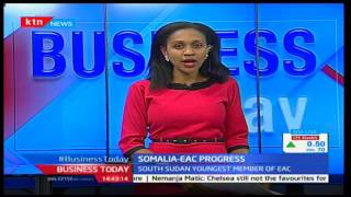 KTN Business Today 19th December 2016 - Heads of states to decide on whether Somalia will join EAC
