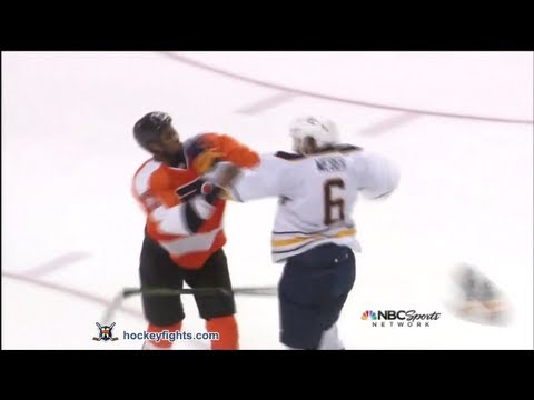 Mike Weber vs Wayne Simmonds