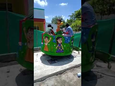 Chhota Bheem Amusement Rides