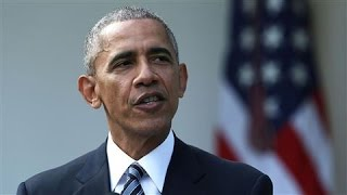 President Obama Urges Peaceful Transition of Power