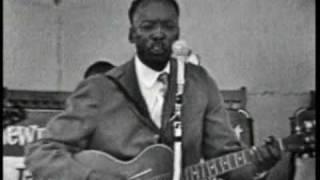 =John Lee Hooker   Maudie Newport Jazz Festival 1960