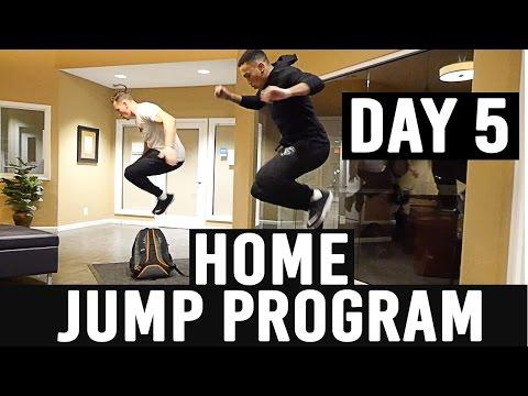 【下半身強化&体幹部強化】お家でもできる!ジャンプトレーニング5種目