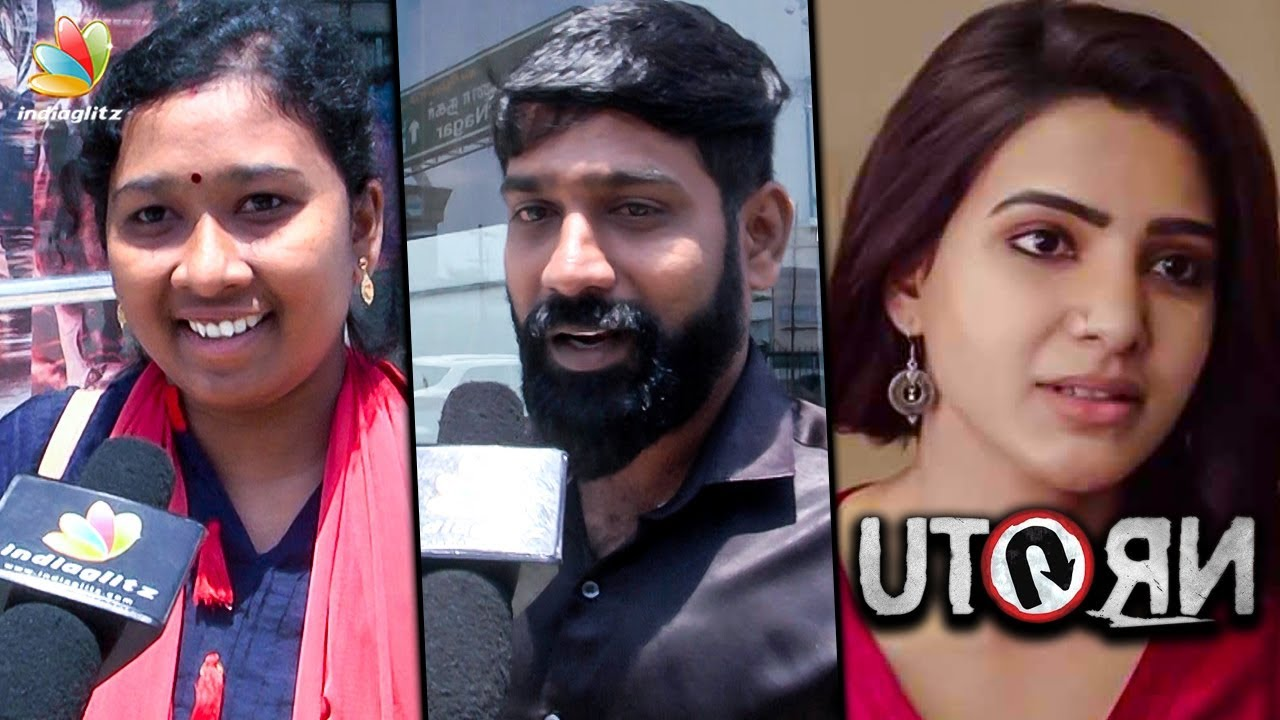 சமந்தா வேற LEVEL : Public Review & Reactions | U-Turn Movie | Samantha
