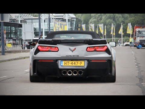 Best Of Chevy Corvette Compilation (C1 - C7)