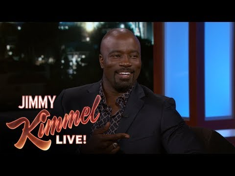Mike Colter on Marvel's The Defenders