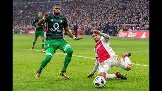 Nicolas Tagliafico Vs Feyenoord (21/1/18)