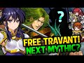 FREE TRAVANT & NEXT MYTHIC HERO? 🌟 - Heir of Light & NEW Weapon refines - Fire Emblem Heroes [FEH]