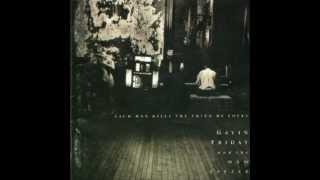 Gavin Friday and the Man Seezer - Another Blow On The Bruise