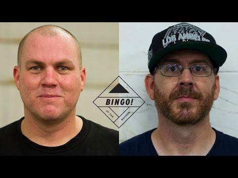 BINGO at The Boardr: Ira Ingram vs Jason Rothmeyer