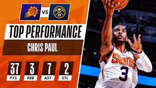 ☀️ CP3 Leads Suns To Game 4 Victory! ☀️