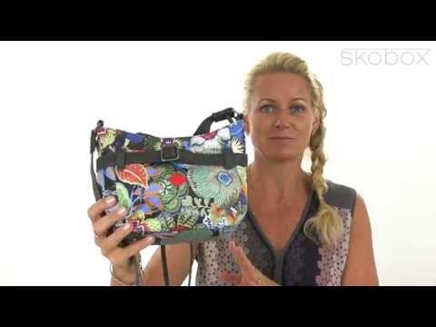 Skobox - Oilily skuldertaske med fine detaljer - Køb Oilily tasker online