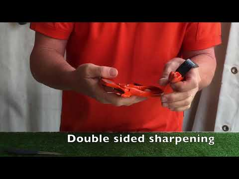 Multi V - Double sided sharpening