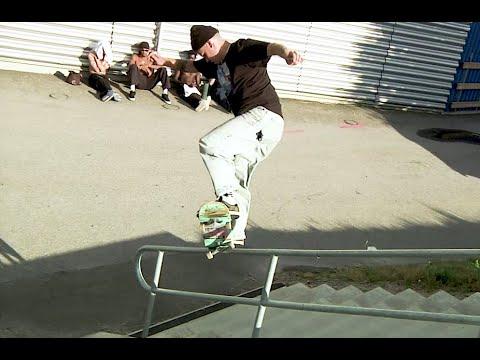 District 46 | Skateboarding in Sweden with Victor Larsson Blé and Alexander Carelle