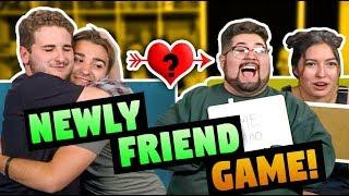 Newly Friend Game! (SCORPION PUNISHMENT) - dooclip.me