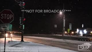 02-17-2019 Colorado Springs, CO Heavy Snow