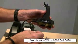 Plantronics Savi 740 Wireless Headset set up video guide