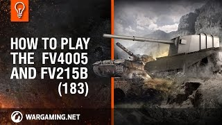 World of Tanks PC - Tank Guides - Guide to the FV4005 and FV215b (183)