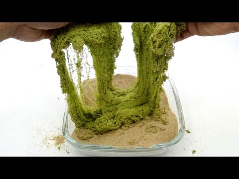 DIY Kinetic Sand with Surprise Eggs Toys I Simple & Quick Recipe