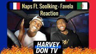 Naps Ft. Soolking   Favela Reaction Harvey Don TV @raymanbeats