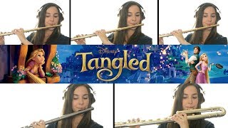 Tangled: I See The Light on Flute + Sheet Music!