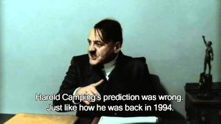 "Hitler meets a ""May 21, 2011"" Rapture Believer"