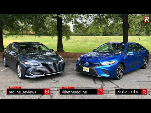 The Toyota Camry & Avalon Hybrid's Are Fuel Efficient Sedans That May Outsell The Prius