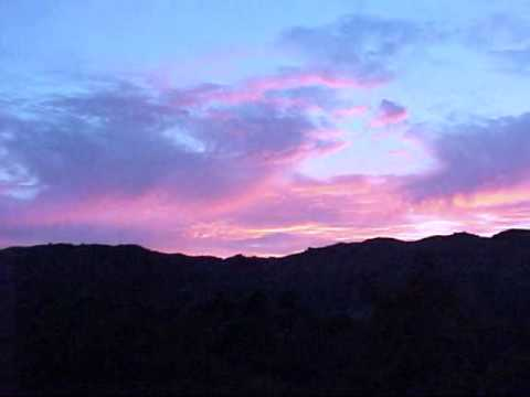 Andria Kidd - Upper Ojai - Sespe Sky