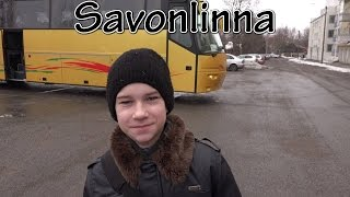 Savonlinna. Finland 4K. Савонлинна. Radodar TV. 25.03.17