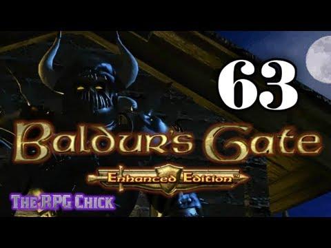 Let's Play Baldur's Gate EE (Blind), Part 63: Iron Crisis Crushed?
