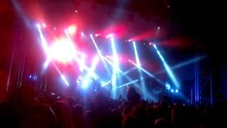 Apocalyptica - Dead Man's Eyes @ Artmania, Sibiu (1.08.2015)