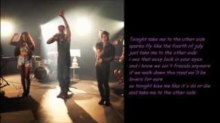 The Other Side - Max Schneider, Keke Palmer, Kurt Schneider and Jason Derulo (Lyrics)