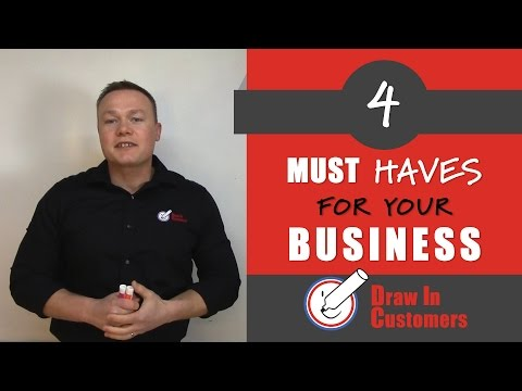 , title : '4 Must Haves For Your Business: The Drywall Industry Example