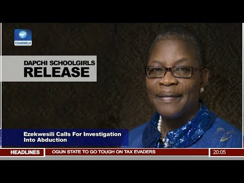 Ezekwesili Calls For Investigation Into Dapchi Schoolgirls Abduction