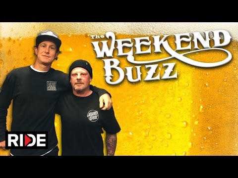 Eric Dressen & Josh Borden: Acting, Sobriety, Recessions! Weekend Buzz Season 3, ep. 116 pt. 1