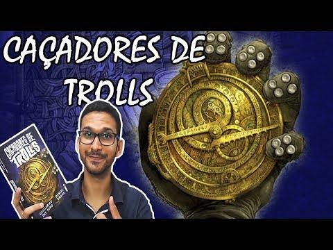 Caçadores de Trolls (Guillermo Del Toro, Daniel Kraus) | Opinião