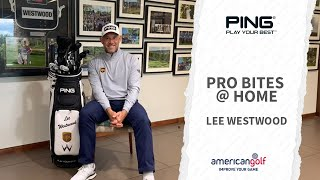 HOSTING THE MASTERS AT CLOSE HOUSE! PRO BITES @ HOME W/ LEE WESTWOOD