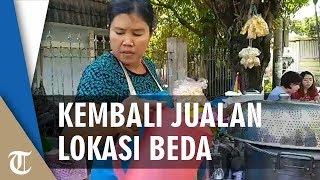 Sempat Ditutup, Penjual Rujak Cingur RP60 Ribu Kembali Buka Lapaknya, Harganya Tetap Sama