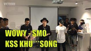 WOWY - SMO CHIA SẺ VỀ AMBUM KSS KHU***SONG VÀ MV TIỀN